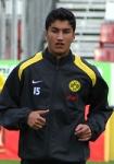 Welcher Spieler feierte beim Spiel gegen Sigma Olmütz seinen Einstand bei den BVB Profis?