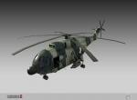 """Wie viele Hubschrauber gibt es auf der Karte """"Shongua Stalemate"""" in der 32 Spieler Version?"""