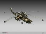 Warum ist der MI-28 Kampfhubschrauber ohne Gunner schlechter als sein Amerikanisches Gegenstück.