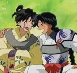Welcher der Charaktere gehört nicht zu den Shichinintai?