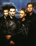 Wie ist der deutsche Begriff für 'Depeche Mode'?