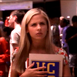Er war auf demselben College wie Buffy und Willow.