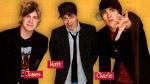 Welches Lied schrieben Matt und James als erstes gemeinsam?