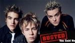 Wie heißt die erste Single von Busted die Platz 1 in den UK wurde?