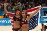 Wann war Beachvolleyball erstmalig eine Olympische Disziplin?