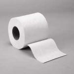 Was machen Sie, wenn sie auf die Toilette wollen, und ein Papier neben der Toilette liegt?