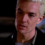 Spike gesteht Buffy zum ersten Mal seine Gefühle für sie (ohne unter einen Zauber zustehen oder zu träumen) in der Episode Die liebe Liebe/Crush.