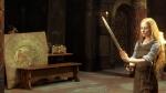 Wie empfindet Aragorn, Eowyn, die Herrin von Rohan?