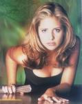 """Zu Staffel 3:Was bestellen Lily und Ricky in der Folge """"Anne, Gefangene der Unterwelt"""" bei Buffy, während diese in einem Café kellnert?"""