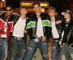 Wie heißen die 5 Boys?
