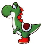 Welche Farben haben die besonderen Yoshis, die Mario finden kann?