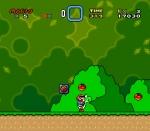 Wie viele Beeren muss Yoshi fressen, damit er ein Ei mit einem Fliegenpilz legt?