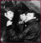 Aus welchem Club wurden die Beatles herausgeworfen, da es ein Jazzclub war und sie Rock 'n' Roll spielten?