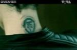 Bill hat sich sein Tattoo von einem Freund seiner Mutter machen lassen