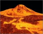 Wie viel Grad Celsius herrschen auf der Venusoberfläche?