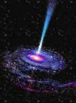 Wodurch entstehen schwarze Löcher?