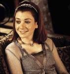 In welcher Us-Serie wurde Alyson Hannigan (Michelle) bekannt?