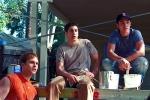Welche Farbe hat das Haus, das Jim, Oz, Finch, Kevin und Stifler anstreichen sollen?