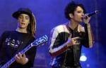 Wer von Tokio Hotel ist ein Sprayer?
