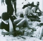 Was geschah in Miami, wo sich die Band ursprünglich vom Tour-Stress erholen wollte?