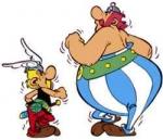 Wie heißt der beste Freund von Asterix?