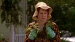 Wie erfährt Ms. Huber davon, dass Susan Edie's Haus angezündet hat?