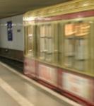 Welcher etwas neuere Film spielt (fast) nur in einer U-Bahn Station?
