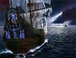 Wie heisst der Geist in Piratenanzug?