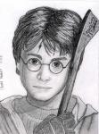 Was für eine Note bekommt Harry in Kräuterkunde, als er die Ergebnisse der ZAG-Prüfungen erhält?