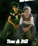 Wo wurden Tom und Bill geboren?