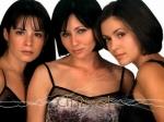 Die drei Schwestern lasen zusammen den Spruch, der ihre Kräfte heraufbeschwörte