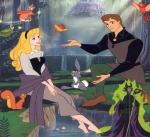 In welchem Märchen gibt es die Prinzessin Aurora?