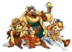 Was für Tiere sind Chip & Chap, die wohl frechsten Disney Stars aller Zeiten?