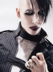 Der gruselige Schockrocker Marilyn Manson und der amerikanische Rapstar Eminem sind dicke Freunde und haben sogar schon einen Track miteinander aufgen