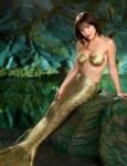 Wie heißt die Charmed Folge in der Alyssa alias Phoebe eine Meerjungfrau spielt?
