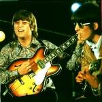 Ist es wahr, dass George die Band beinahe wegen einem Streit mit dem Bandleader John 1960 verlassen hätte?