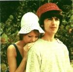 Ist es wahr, dass Georges erste Frau Model von Beruf war?