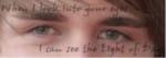 Was für eine Augenfarbe hat Alex?