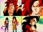 Was antwortet Vegeta, als Omega Shenron zu ihm und Goku (als Saiyajin 4 ) sagt, sie seien Vollidioten?