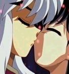 Wann küssen sich Inuyasha & Kagome zum ersten Mal?