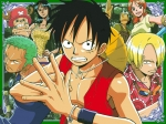 One Piece Skypia-Quiz