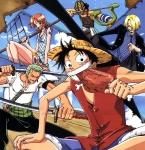 One Piece. Wahr oder Falsch?