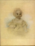In welchem Jahr seiner Kindheit war Ludwig todkrank?