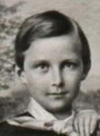Welcher dieser Aussagen hat Ludwig(in seiner Kindheit) gemacht? (XY stehen für Namen ;D)