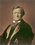 Wann begegnete Ludwig seinem angebeteten Komponisten und Musiker Richard Wagner?