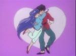 Ranma sagt Akane immer, dass er Shampoo liebt.
