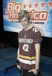 Jetzt eine Frage zu Big in America: Wen, von seinen deutschen Konkurrenten hasste Chris?