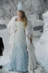 Welche Tiere ziehen den Schlitten der weißen Hexe?
