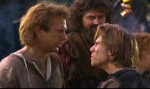 Was sagt Will zu Robin, nachdem er ihm gesagt hat, das sie Brüder sind und das Robin das Leben seines Bruders zerstört hat?