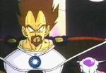 Was hatte Vegeta's Vater mit Paragus und Broly vor, nachdem er herausfand, wie stark Broly ist?